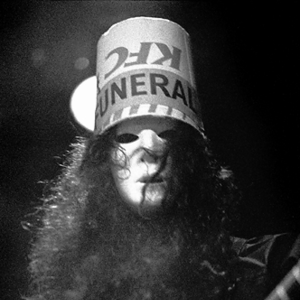 Buckethead WOW Hall