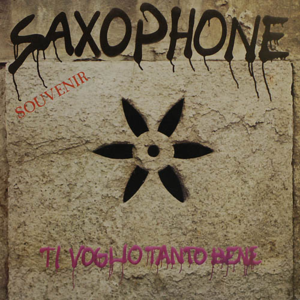 Saxophone Milkboy ArtHouse