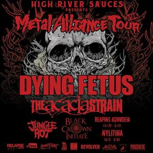 Dying Fetus The Starlite Room