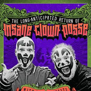 Insane Clown Posse House of Blues San Diego