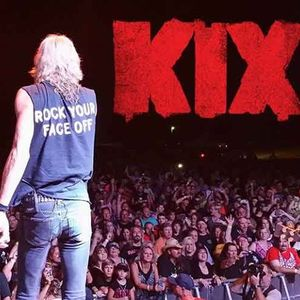 Kix Band Turning Stone Casino