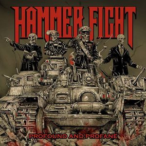 Hammer Fight Marquis Theater