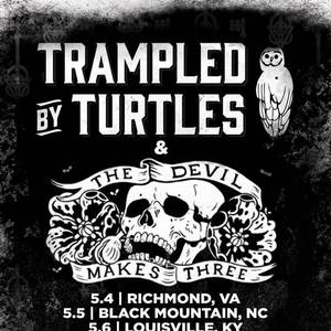 Trampled by Turtles Jannus Live