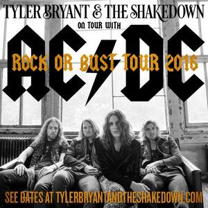 Tyler Bryant & the Shakedown House of Blues