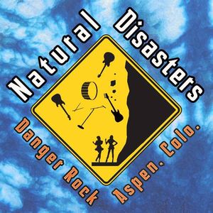 The Natural Disasters Reggies Music Joint