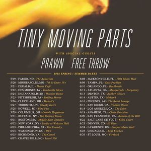 Tiny Moving Parts The Studio at Webster Hall
