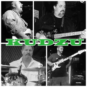 KUDZU, the band The Shed