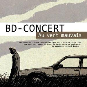 """Bd-Concert . The Hyènes """"Au Vent Mauvais"""" L'Embarcadère"""