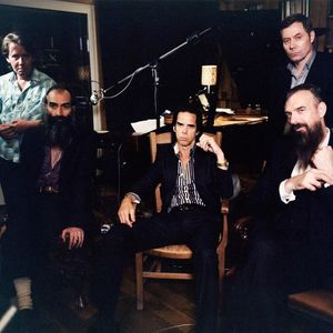 Nick Cave & The Bad Seeds Carnegie Music Hall of Oakland
