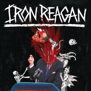 Iron Reagan Marquis Theater