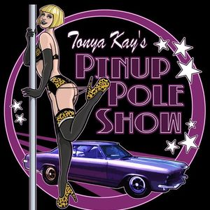 Tonya Kay's Pinup Pole Show Private Event