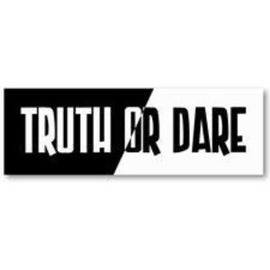Truth or Dare The Jason Chin Harold Cabaret