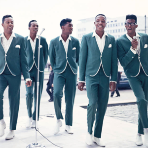 The Temptations Manchester Arena