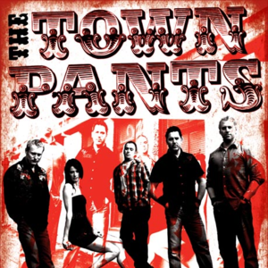 The Town Pants Funk 'n Waffles Music Hall