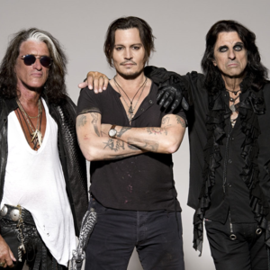 Hollywood Vampires The Mountain Winery