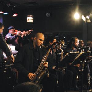 Mingus Big Band Jazz Standard