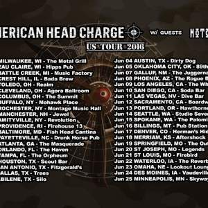 American Head Charge The Outland Ballroom