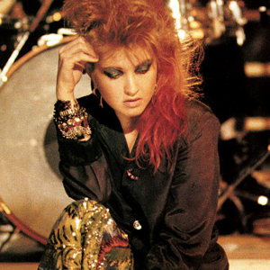 Cyndi Lauper Michigan Theater