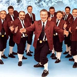 die Egerländer Musikanten Freilichtbühne Altusried