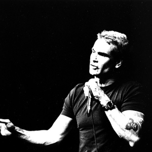 Henry Rollins The Nick Rayns LCR