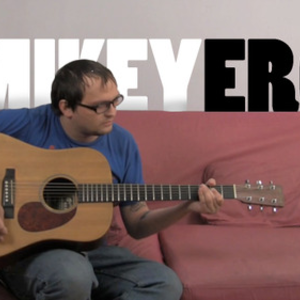 Mikey Erg Marquis Theater