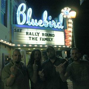 Rally 'Round the Family Bluebird Theater