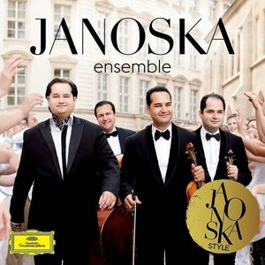 Janoska Ensemble Klassik im Burghof