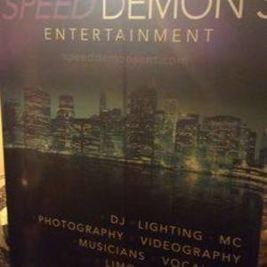 Speed Demon's Entertainment Music Division #SDE Knockouts Bar & Lounge