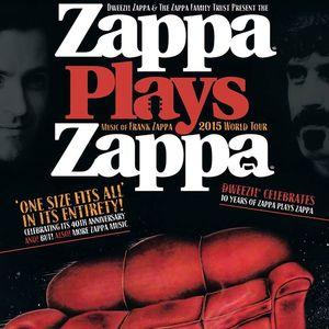Zappa Plays Zappa Royal Oak Music Theatre