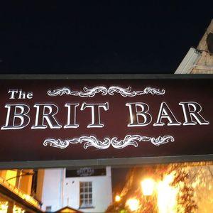 The Brit Bar P.R.U.K.L. at THE BRIT BAR