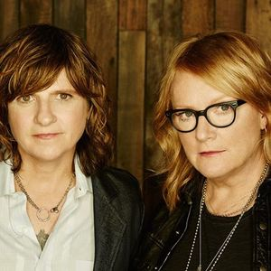 Indigo Girls Gauley Bridge