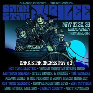 Dark Star Orchestra Pier Six Pavilion