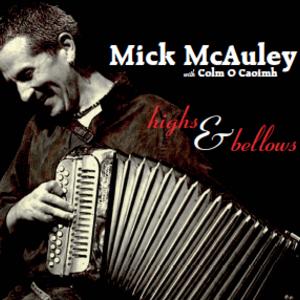 Mick McAuley Music Occidental