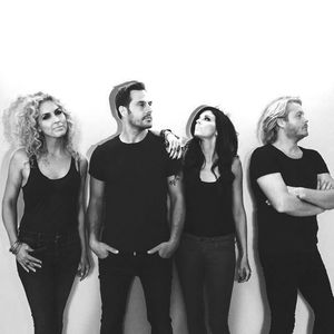 Little Big Town Ford Field