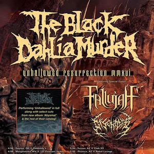 The Black Dahlia Murder Dynamo
