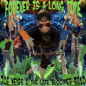 """Joe Keyes """"The Late Bloomer"""" and The Late Bloomer Band Goucher College"""