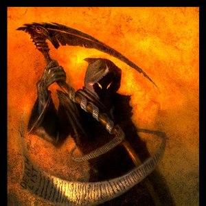 Grim Reaper O2 Academy