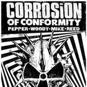 Corrosion of Conformity Comerica Theatre