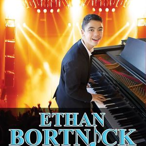 Ethan Bortnick Pinellas Park Performing Arts Center