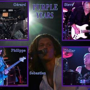 PURPLE YEARS Spirit of 66