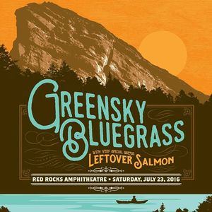 Greensky Bluegrass Bells Beer Garden