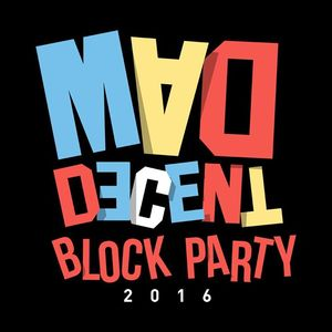 Mad Decent Block Party Greek Theatre