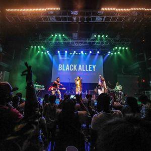 Black Alley Pier Six Pavilion