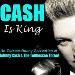 CASH is KING : Johnny Cash Tribute Show Ridgefield Playhouse