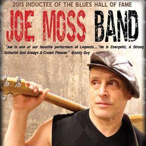 Joe Moss Band Iron Horse Hotel - With Jim Schutte