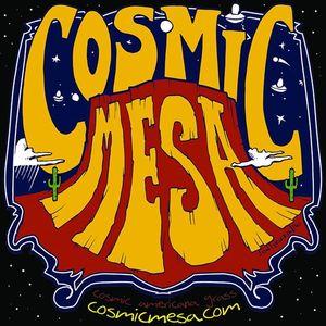 Cosmic Mesa Mountain Sun Pub