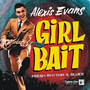 Alexis EVANS All That Jazz