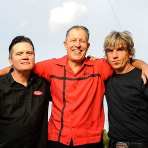 Reverend Horton Heat Lakeside