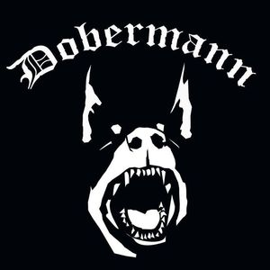 Dobermann The Lettered Board