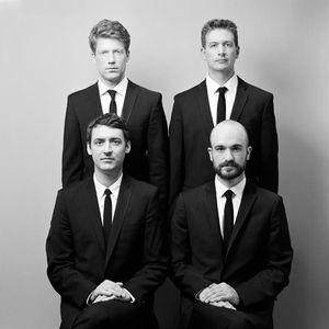 Calder Quartet Walt Disney Concert Hall